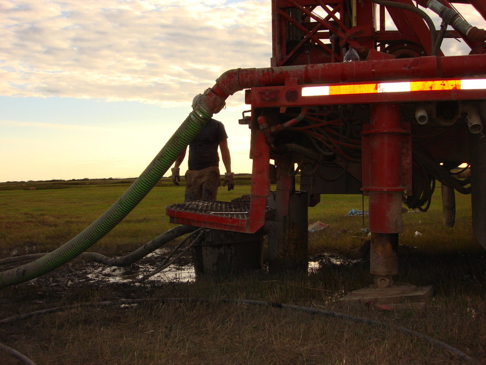 Saskatchewan Water Well Drilling Company Registered and Reputable