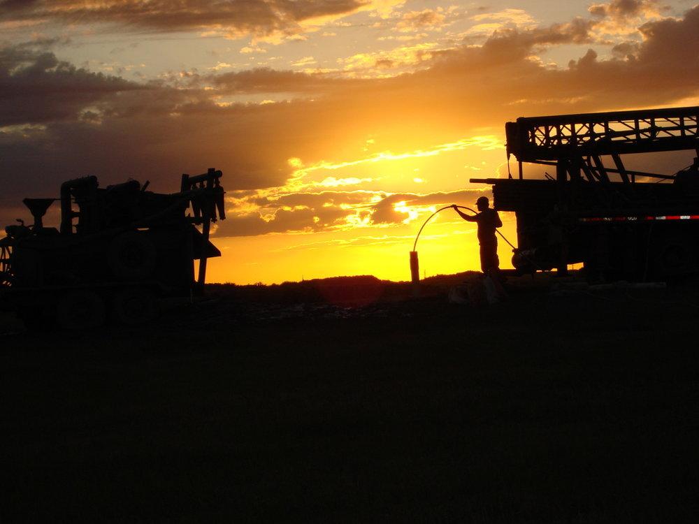 Water Well Drilling Company in Saskatchewan Area