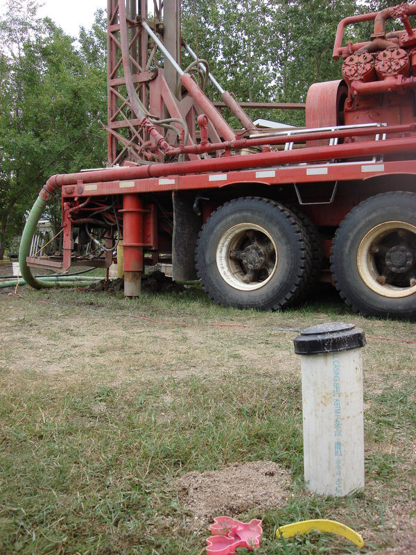 Saskatchewan Registered Water Well Drilling Company