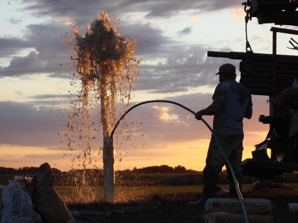 Registered Water Well Drilling Company and Contractor in Saskatchewan