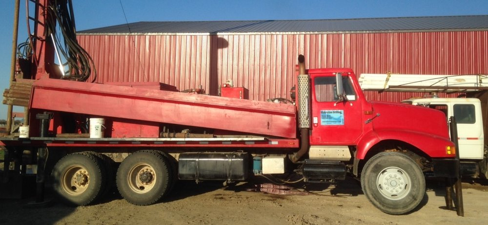 Water Well Drilling Contractor in Registered in Saskatchewan