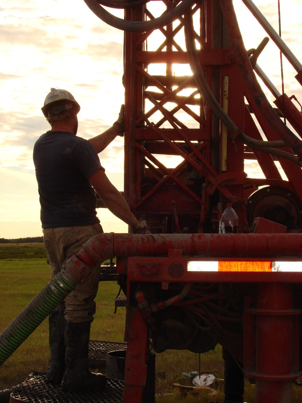 Water Well Drilling Contractor in Saskatchewan