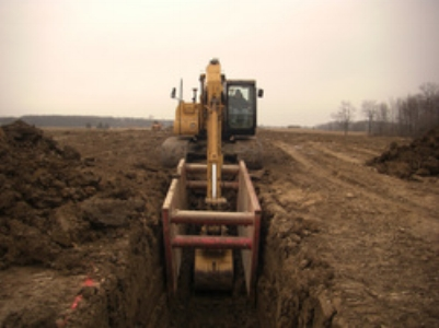 Trenching and Installation for Water Wells | Saskatchewan Water Well Drilling Company