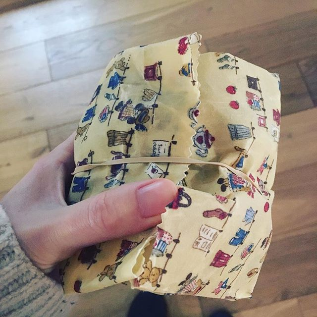Beeswax food wraps! How amazing are these. Practically gifted them to everyone including myself! Trying my best to reduce my plastic this year especially single use plastic. Let me know any tips  #beeswaxwraps #plasticfree #reusable #noclingfilm