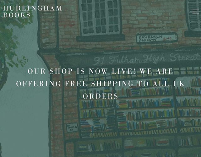 Our online store is here! We are starting off small but it will grow in time 📚 all feedback welcome 🤗🤗
