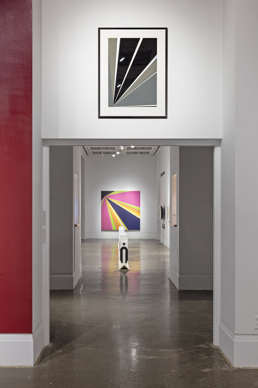 niigaanikwewag , Main Gallery, Art Gallery of Mississauga. Photo by Toni Hafkenscheid.