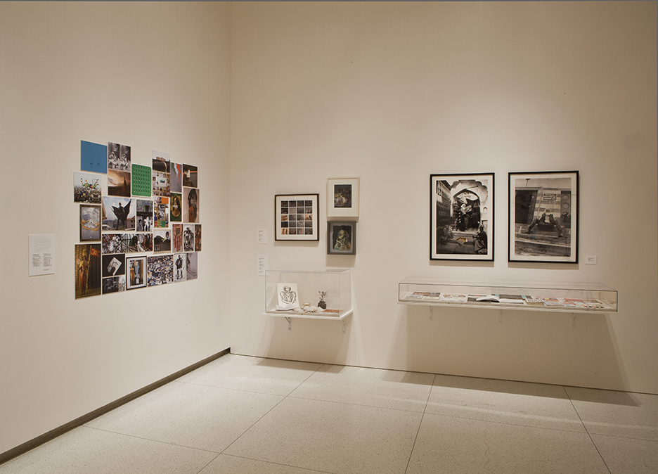 Art and Activism Since 1989 , Art Gallery of Mississauga. Photo by Janick Laurent.