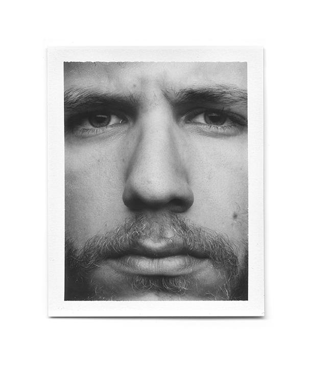 "Ben Freedman,  Dear Departed Plate #1 , 8.5"" x 10.5"""