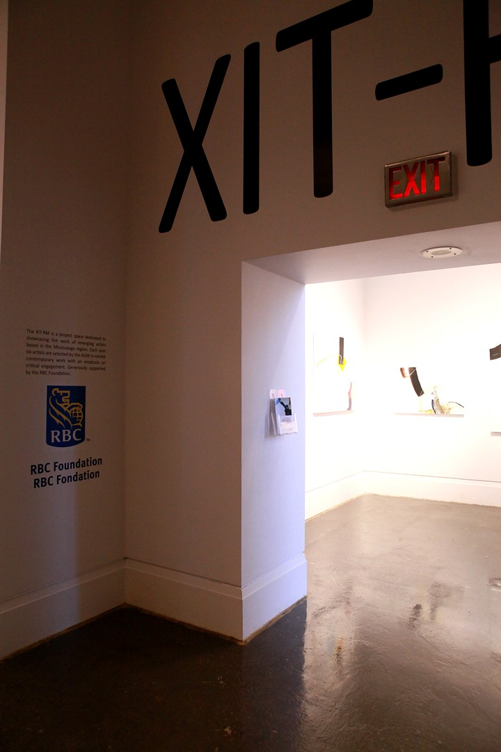 Relational Space , XIT-RM, Art Gallery of Mississauga. Photo by Janick Laurent.