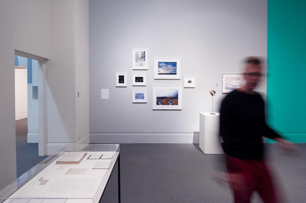 Genius Loci , Main Gallery, Art Gallery of Mississauga. Photo by Janick Laurent.