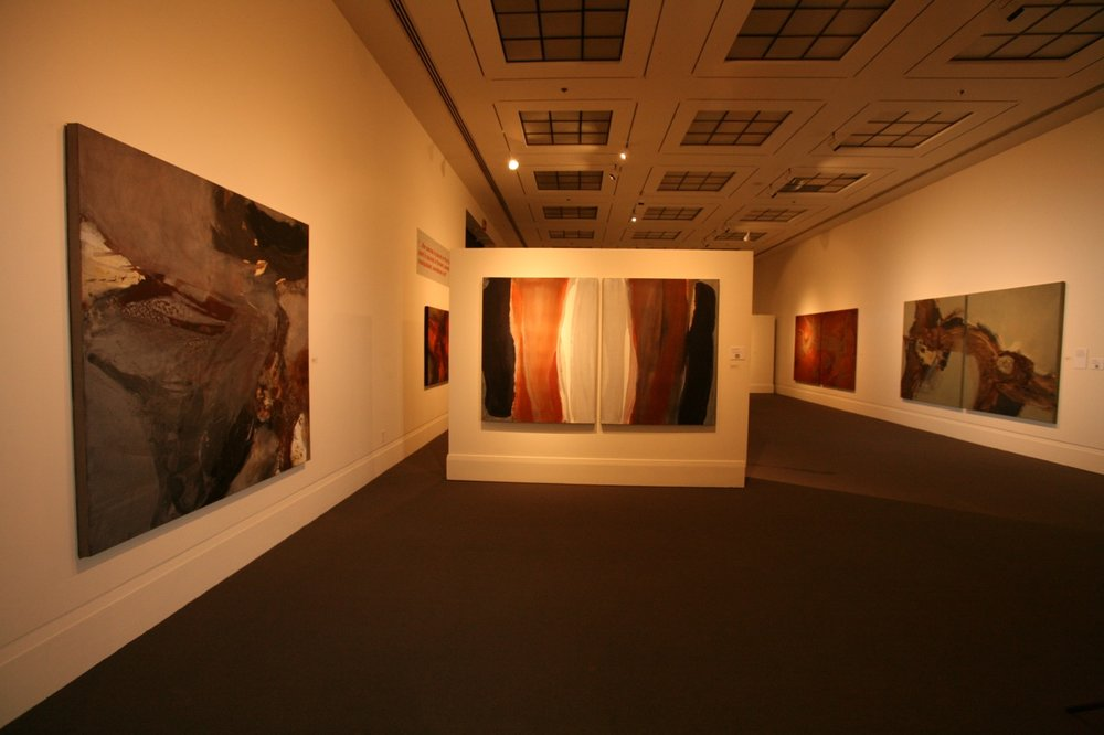 Con Spirito , Main Gallery, Art Gallery of Mississauga. Photo by Janick Laurent.