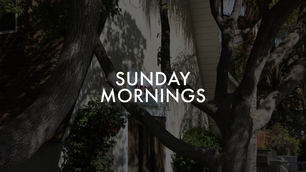 Sundays, 10:00am - We encourage all who consider One Love their home church to be a part of Sunday mornings. Additionally, One Love is always looking for helping hands. If you'd like to serve on a Sunday morning, email us at info@1lovechurch.com or fill out a Connect Card on the back of a bulletin with you name and contact info.