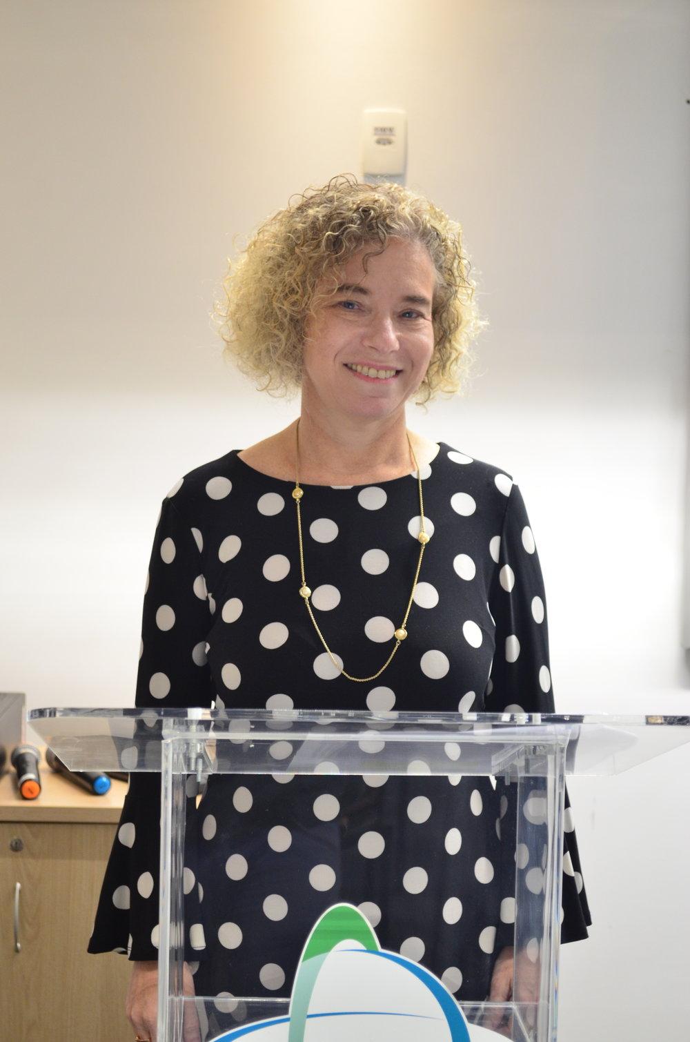 Professora Regina Schechtman vencedora do prêmio de Educação Médica