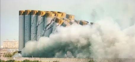 64 silos down!