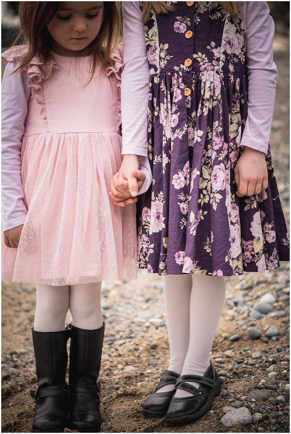 So stinkin' cute! And a bit closer look at this gorgeous  Peekaboo Beans  dress (right).