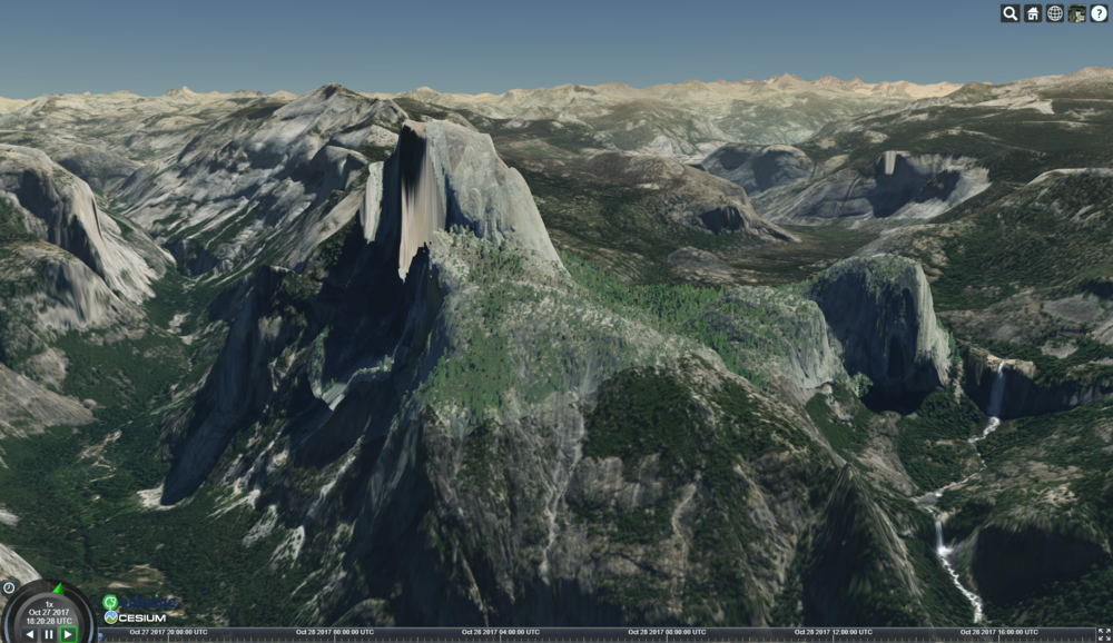 Hi-Res Terrain Data - Streaming Hi-Res Terrain & Point Cloud Data!