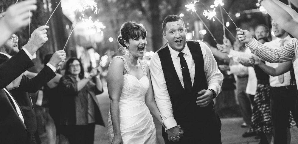 Mallory + Marcus - Omaha, NEPhotography: Geoff Johnson