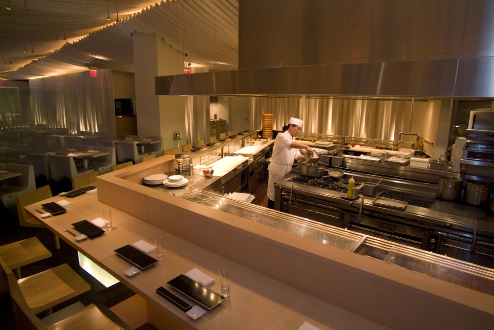 Morimoto New York   Photo: Fran Collins