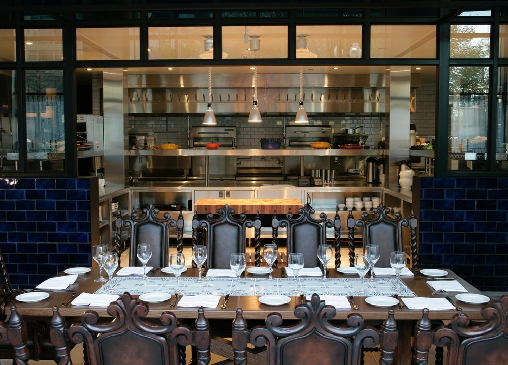 Brasserie Beck for Chef Robert Wiedmaier, Washington, DC   Photo: Fran Collin