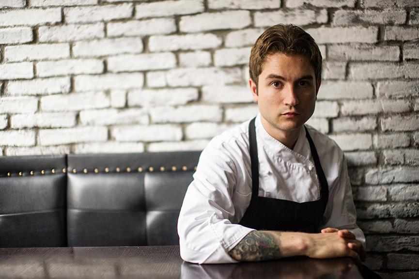 Chef Alex Stupak