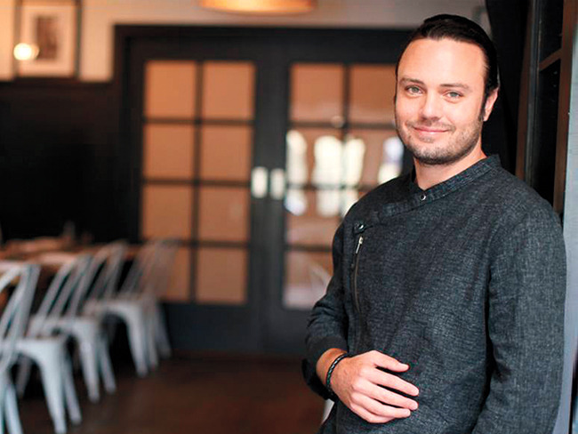 Chef David Myers