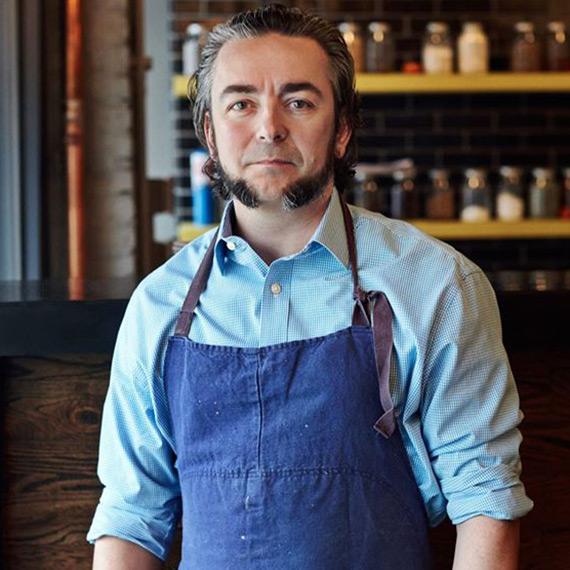 Chef Matthias Merges