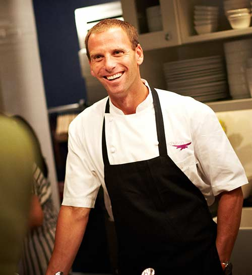 Chef Michael Schulson