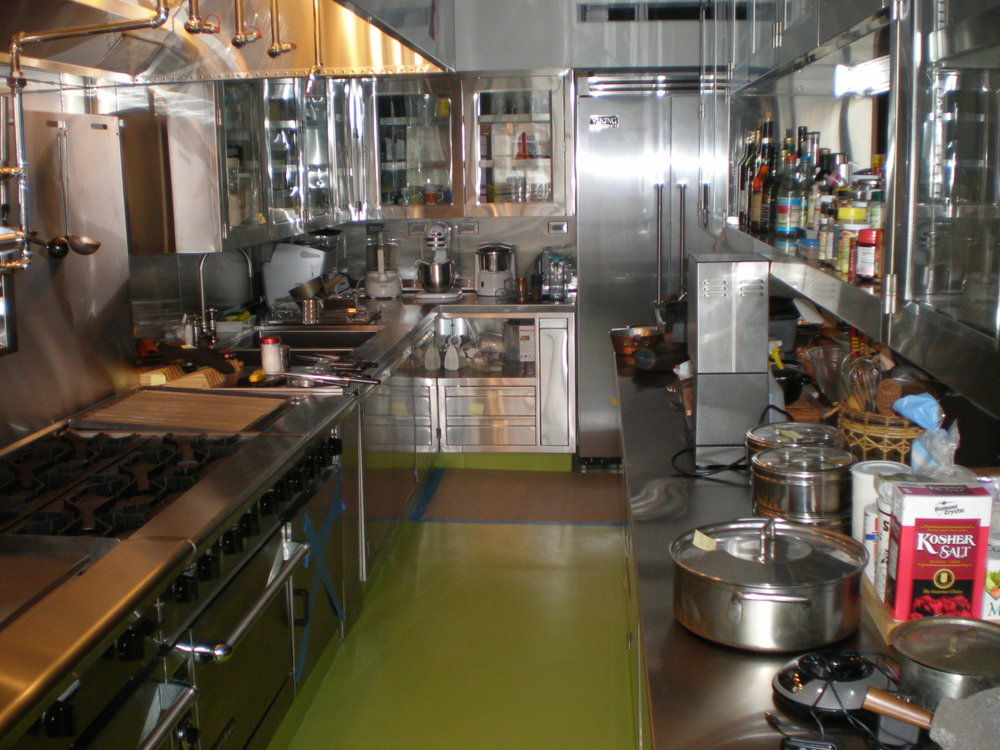 R&D Kitchen