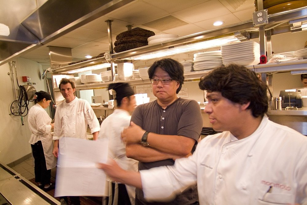 Morimoto New York   Photo: Fran Collin