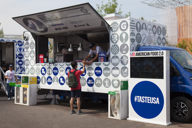 USA Pavilion EXPO Milano 2015 food truck 2.jpg