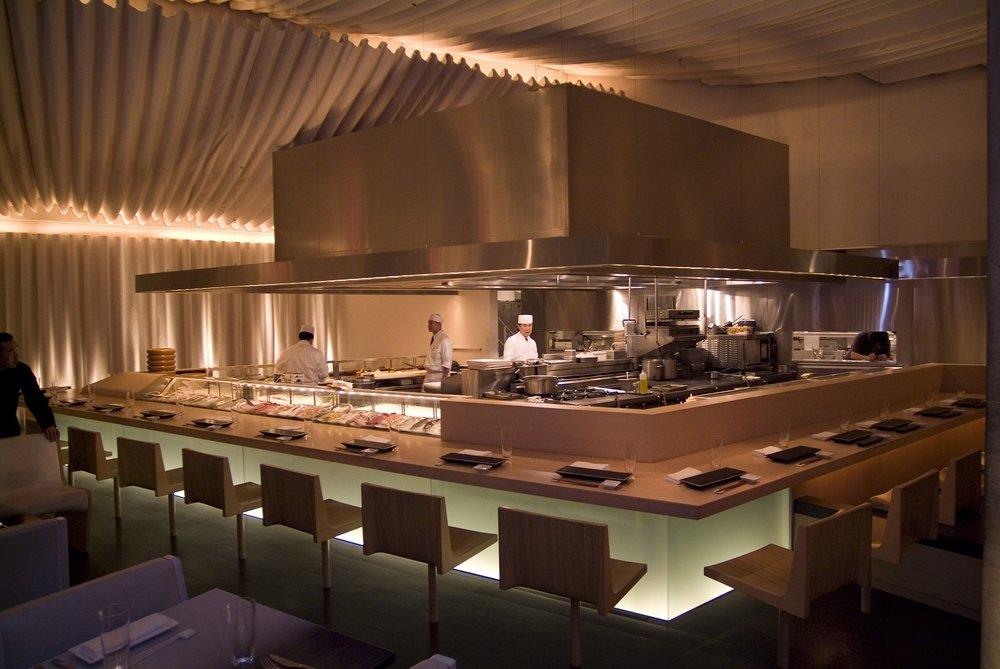 Morimoto New York for Chef Masaharu Morimoto   Photo: Fran Collin