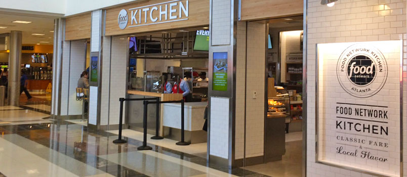 Food Network Kitchen, Hartsfield-Jackson Atlanta International Airport