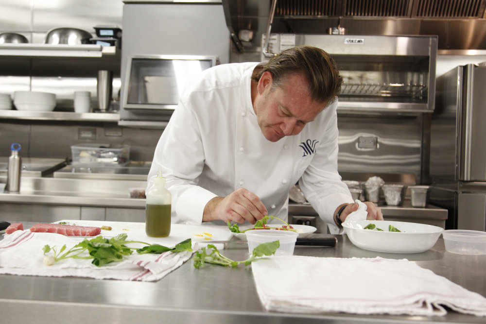 Vaucluse in NYC for Chef Michael White
