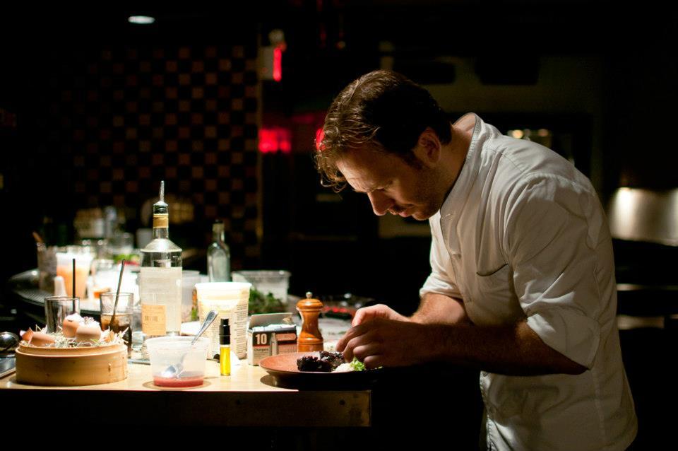 Chef Mads Refslund
