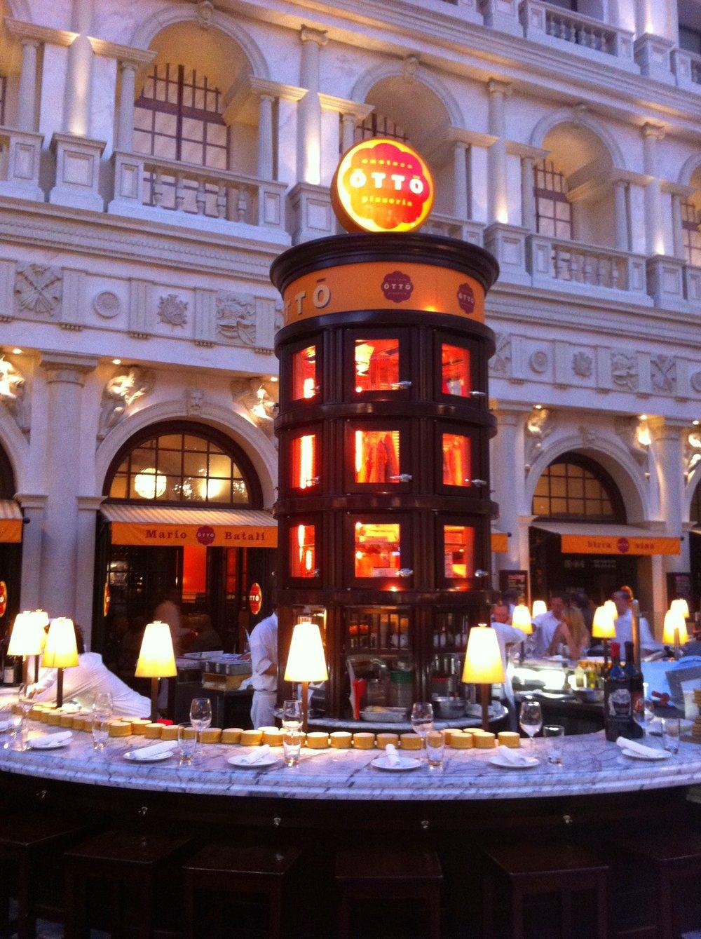 OTTO Enoteca at The Venetian Las Vegas