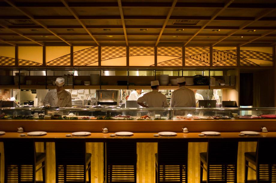 Nobu Tokyo for Chef Nobu Matsuhisa