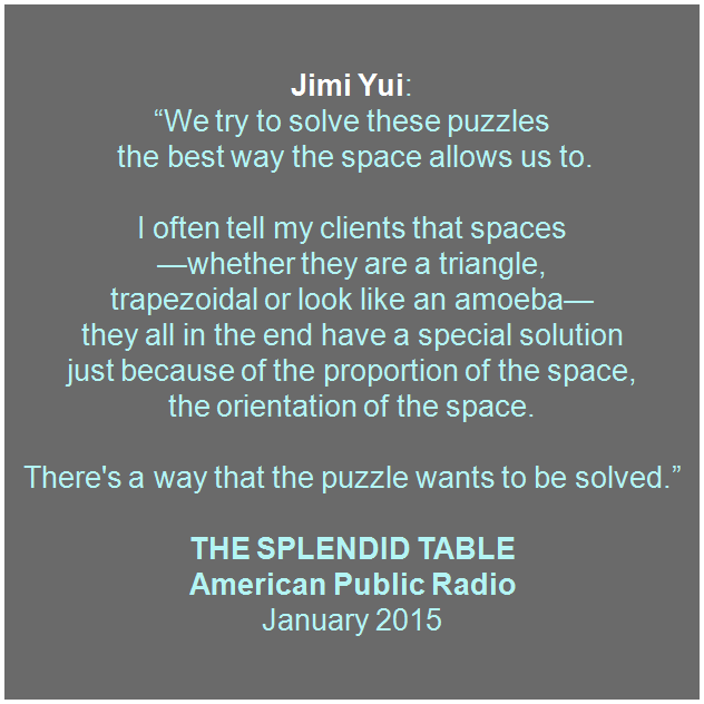 Jimi Yui on The Splendid Table January 2015