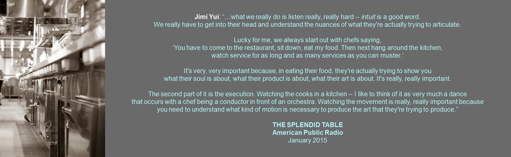 APR The Splendid Table January 2015 Jimi Yui.png