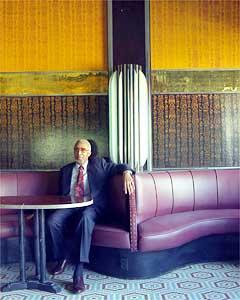Lenox Lounge owner Al Reed