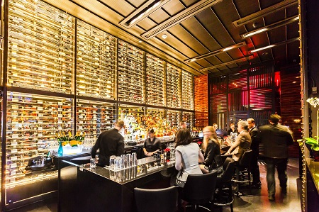 L'Atelier de Joël Robuchon   Photo: Alex Staniloff