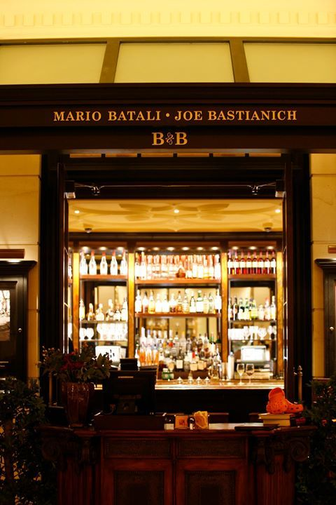 B&B Ristorante, The Venetian