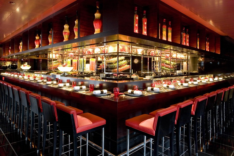 L'Atelier de Joël Robuchon in NYC by Chef Joël Robuchon, Invest Hospitality and Pierre-Yves Rochon