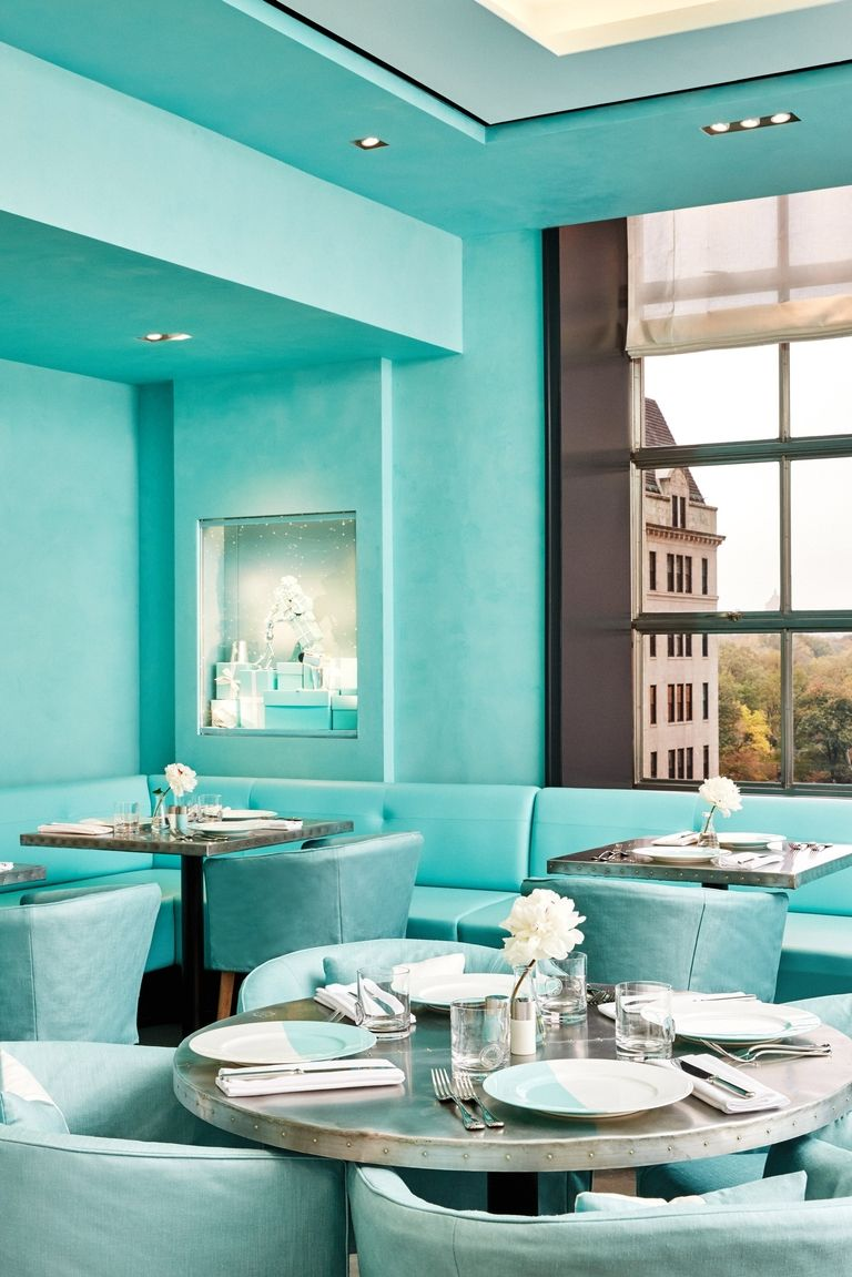 Blue Box Café, Tiffany & Co.