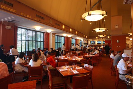 Champions Bar & Grill, Arthur Ashe Stadium, US Tennis Center