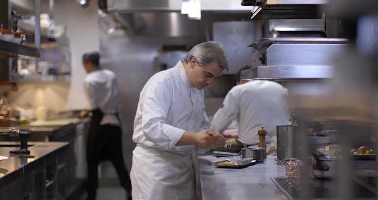 Chef Gabriel Kreuther at Gabriel Kreuther