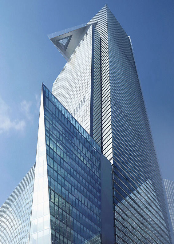 Rendering of the observation deck at 30 Hudson Yards   Photo: Related Companies and Oxford Properties Group