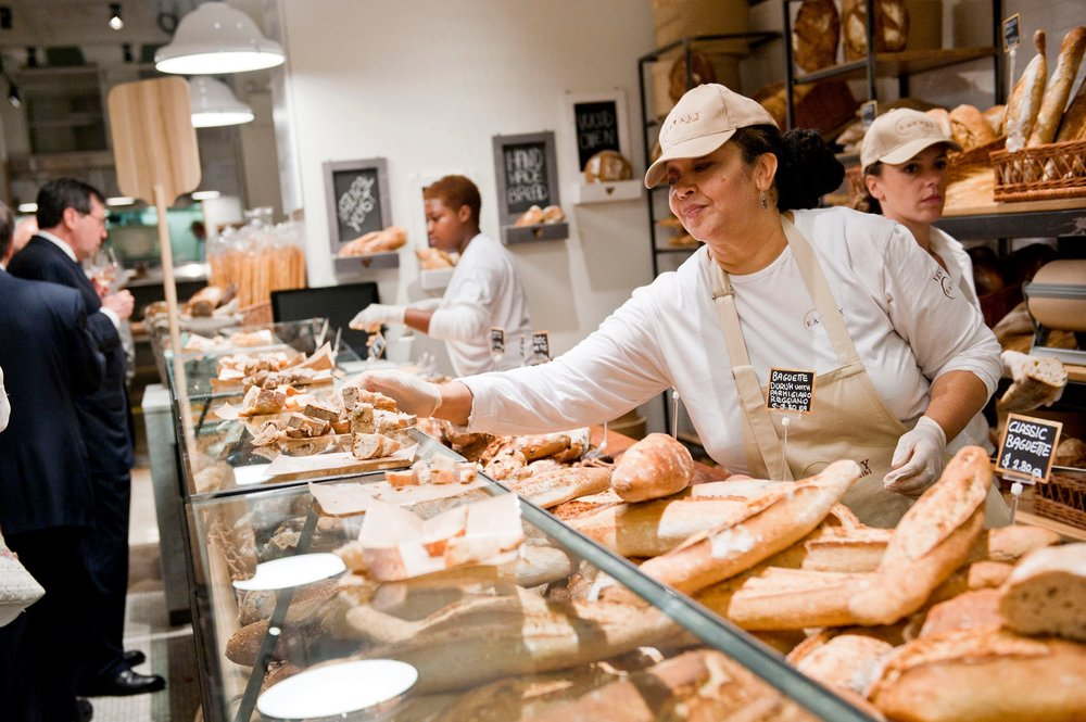 Eataly NYC Flatiron for Eataly and B&B Hospitality Group