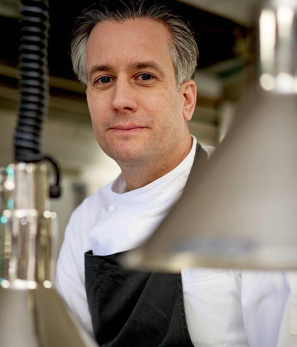 Chef Jordan Frosolone