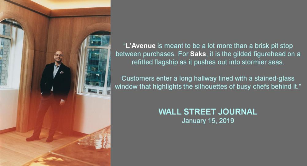 Wall Street Journal January 15 2019 L'Avenue.png
