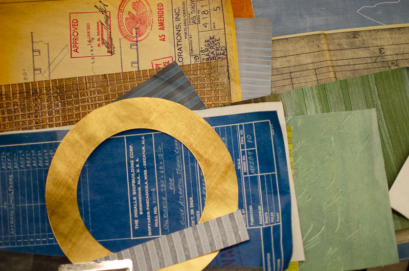 Collages using old blue prints copy.jpg